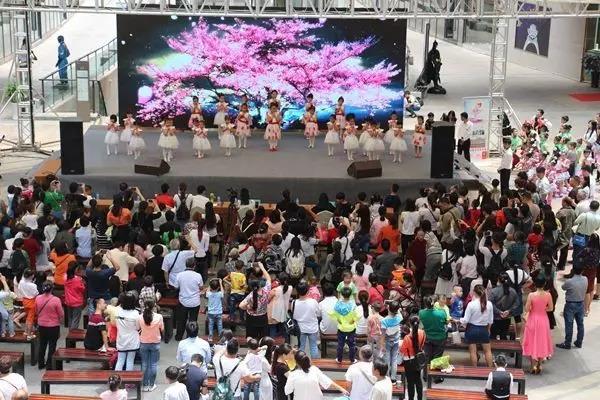 万峰林国家度假区杯第十二届中国青少年艺术节黔西南赛区盛大开幕.jpg